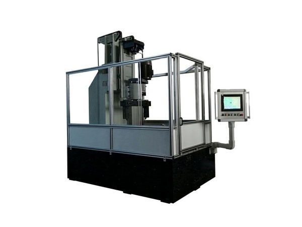 Brake drum turning automatic balancing machine
